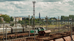Gare de triage Mundolsheim
