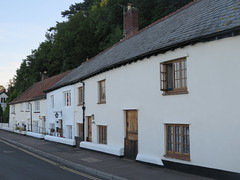 UK - Somerset - Minehead - Harbour cottages