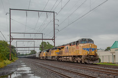 CSXT K712-05 @ Langhorne, PA