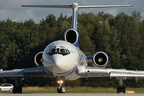 Russia - Air Force Tupolev Tu-154M-LK-1 RF-85655 @ETSI 2017-09-15