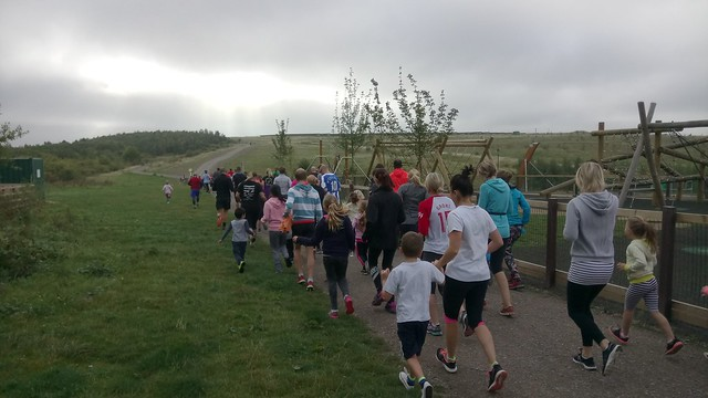 Gedling junior parkrun 16th September 2017