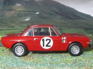 Lancia Fulvia - RAC 1969