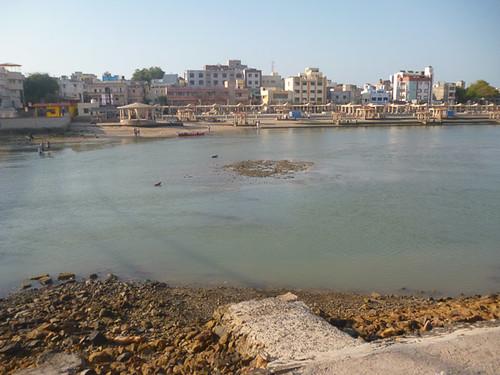 Dwarka Estuary