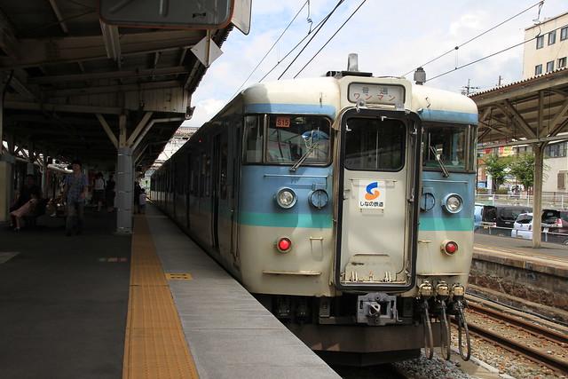 Shinano Railway Series 115