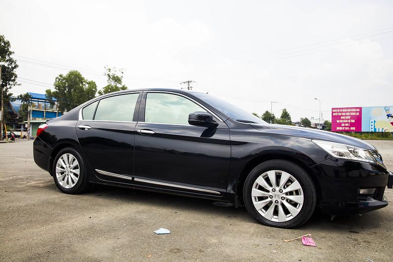 Cty Thanh Lý Honda Accord DK lần đầu 2015