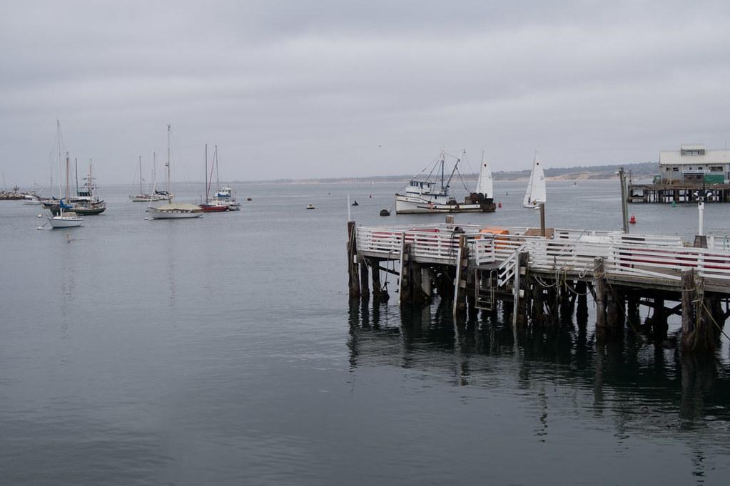 Fisherman's Wharf | Monterey Bay
