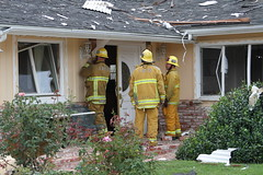 Explosion in West Hills Home