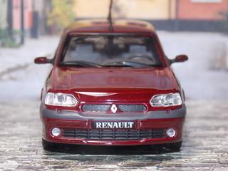 Renault Safrane Bacará Biturbo - 1993 - UH