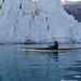 Kayaking at Margerie Glacier, Tarr Inlet, Glacier Bay National Park by Matt-Zimmerman