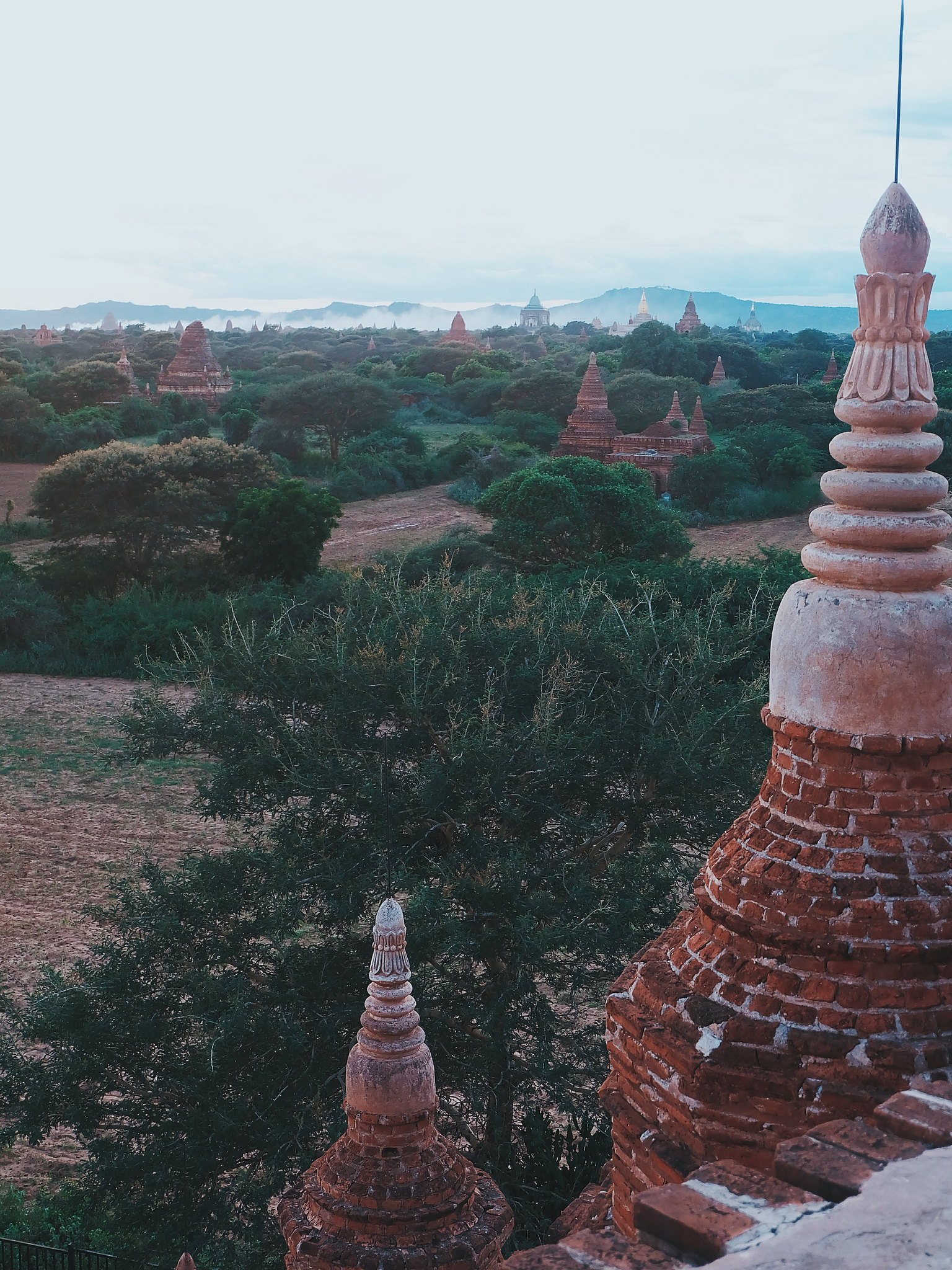 Myanmar Day 3 | Bagan Sunset