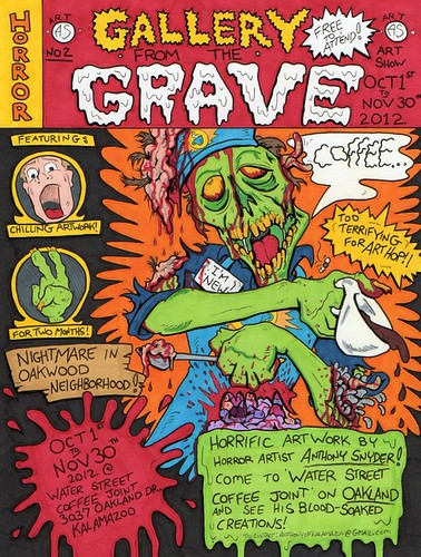 Gallery from the Grave, By artist Anthony Snyder