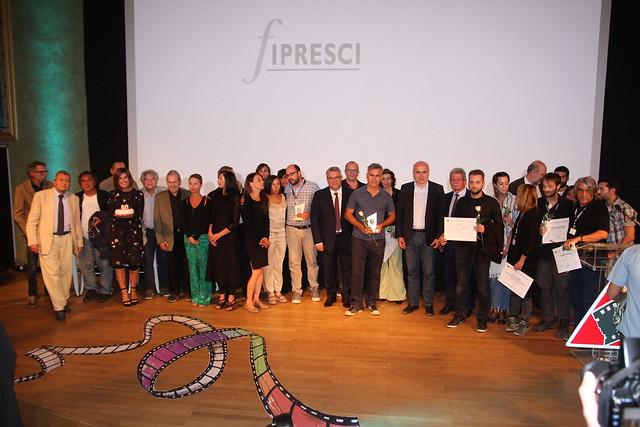 Τελετή Λήξης Φεστιβάλ Ταινιών Μικρού Μήκους Δράμας 2017
