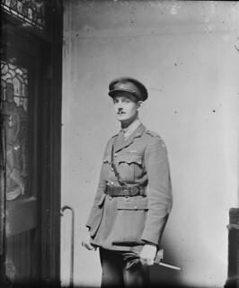 Major Christopher Patrick John O'Kelly / Major Christopher Patrick John O'Kelly
