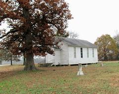 Turner Methodist Church, Turner, Arkansas