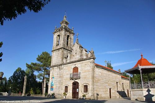 Santuário do Senhor dos Caminhos - Rãs - Portugal