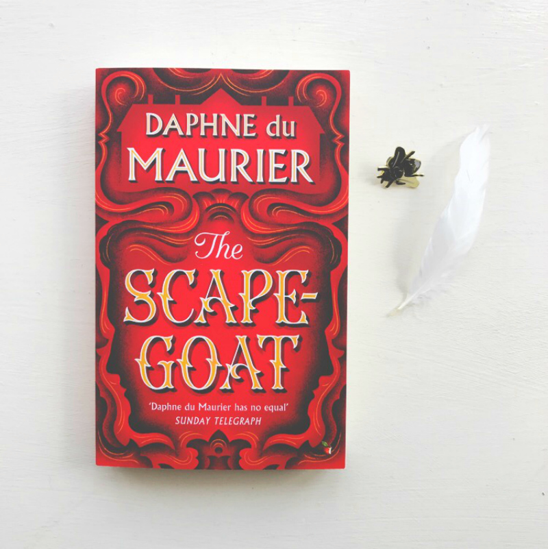 the scapegoat daphne du maurier book blog vivatramp