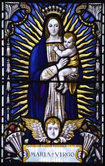 Virgin Mary (J & J King, 1916)