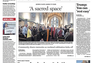Morris Chapel in the Media
