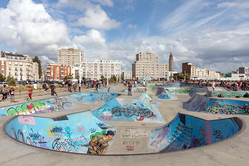Le Havre Skate Park