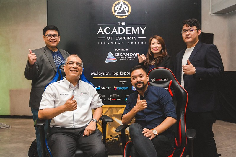 Academy of Esports, Iskandar Puteri Kick Off with A DOTA 2 Training Bootcamp