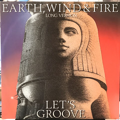 EARTH,WIND & FIRE:LET'S GROOVE(JACKET A)