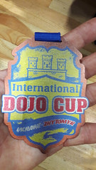 Международный турнир WKF «International Dojo Cup»48