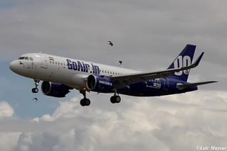 Airbus A320-214 (WL), F-WWDA, Toulouse Blagnac LFBO (10/08/2017)