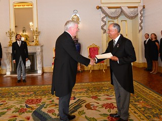 Presentation of Credentials