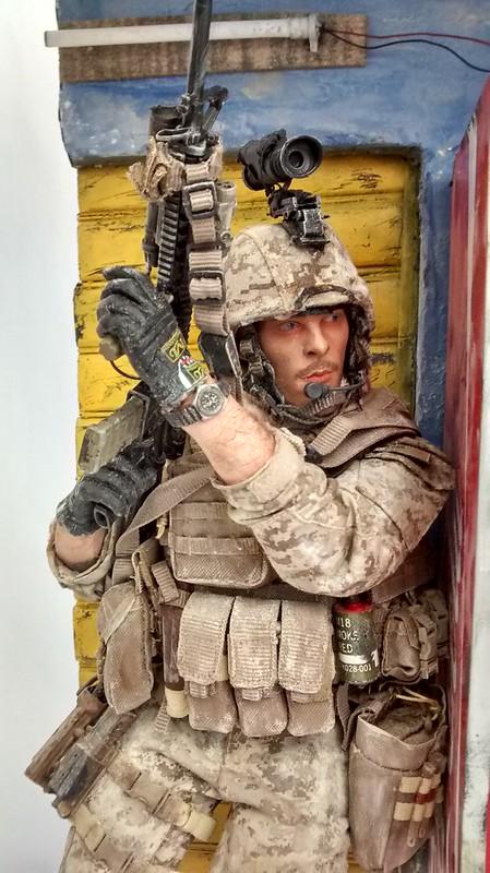 """ Coke save the Marines ""  Kabul - Afghanistan war 2012 36107436054_fc50c56498_c"