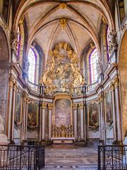 Abside du Saint-Suaire de la cathédrale Saint-Jean - Photo of Tarcenay