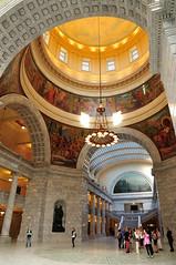Utah Capitol Rotunda