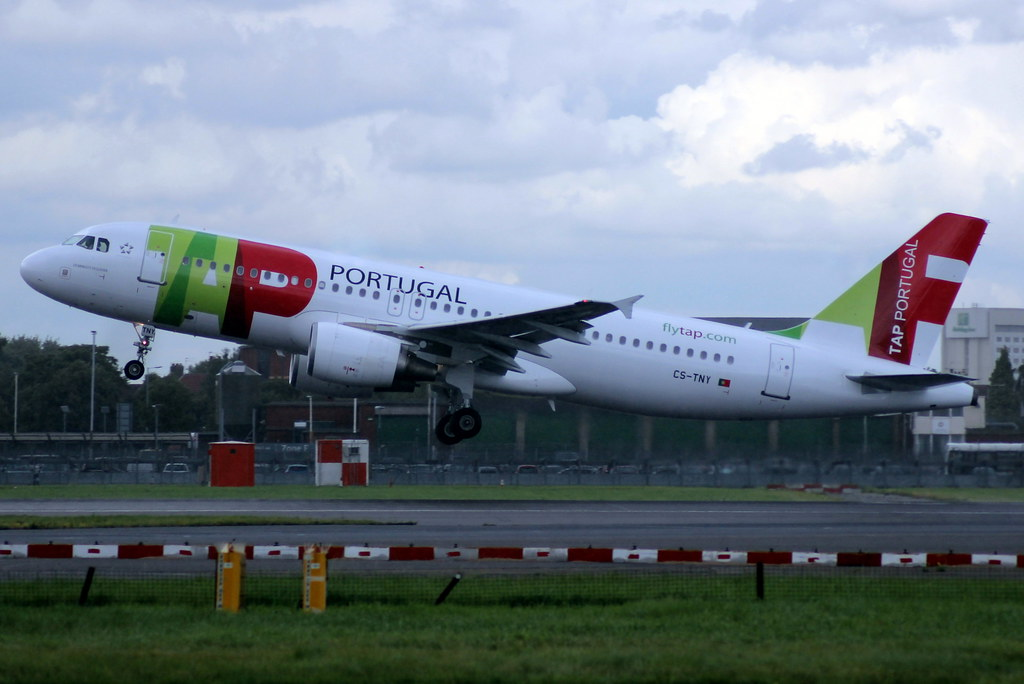 CS-TNY - A320 - TAP Portugal