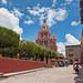 Parroquia de San Miguel Arcángel and Jardín Allende por Michael Guttman