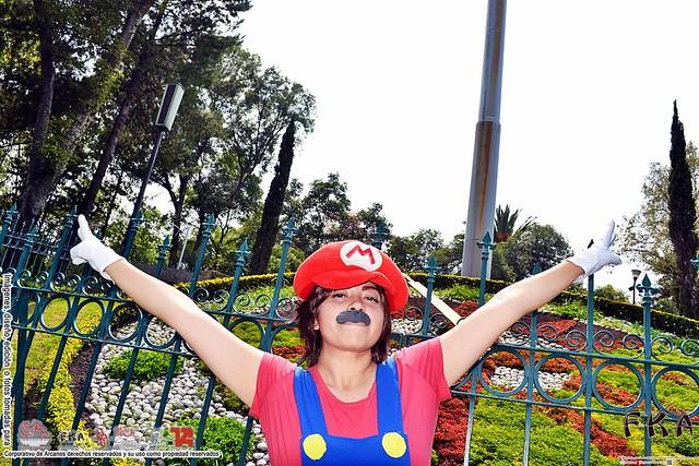 Sesión Mario Bros Temática Libre- Mario