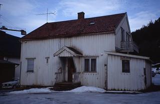 Ukjent hus i Ilsvika - Mulig Ilsvikveien 30 B (1989)