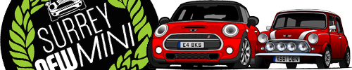 The new MINI logo is coming to MINIs 36245046692_567f67ebc9_o
