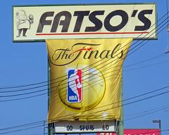 Fatso's -gone but not forgotten