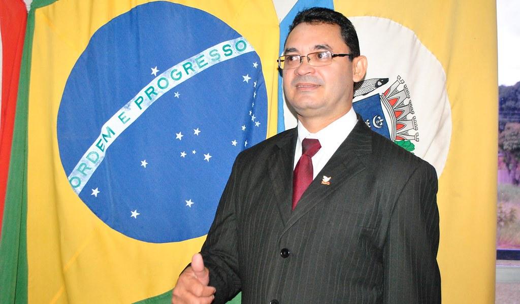 Preso pela Perfuga, Reginaldo Campos renuncia ao cargo de vereador, reginaldo campos