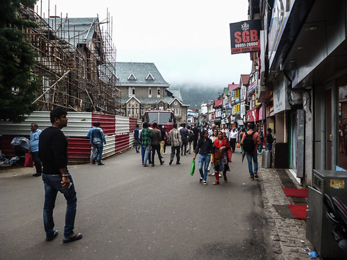 The Mall, Shimla