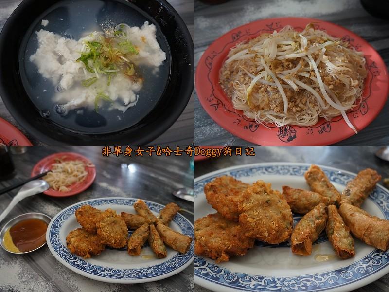 台南景點赤崁樓與美食17呷霸浮水魚羹