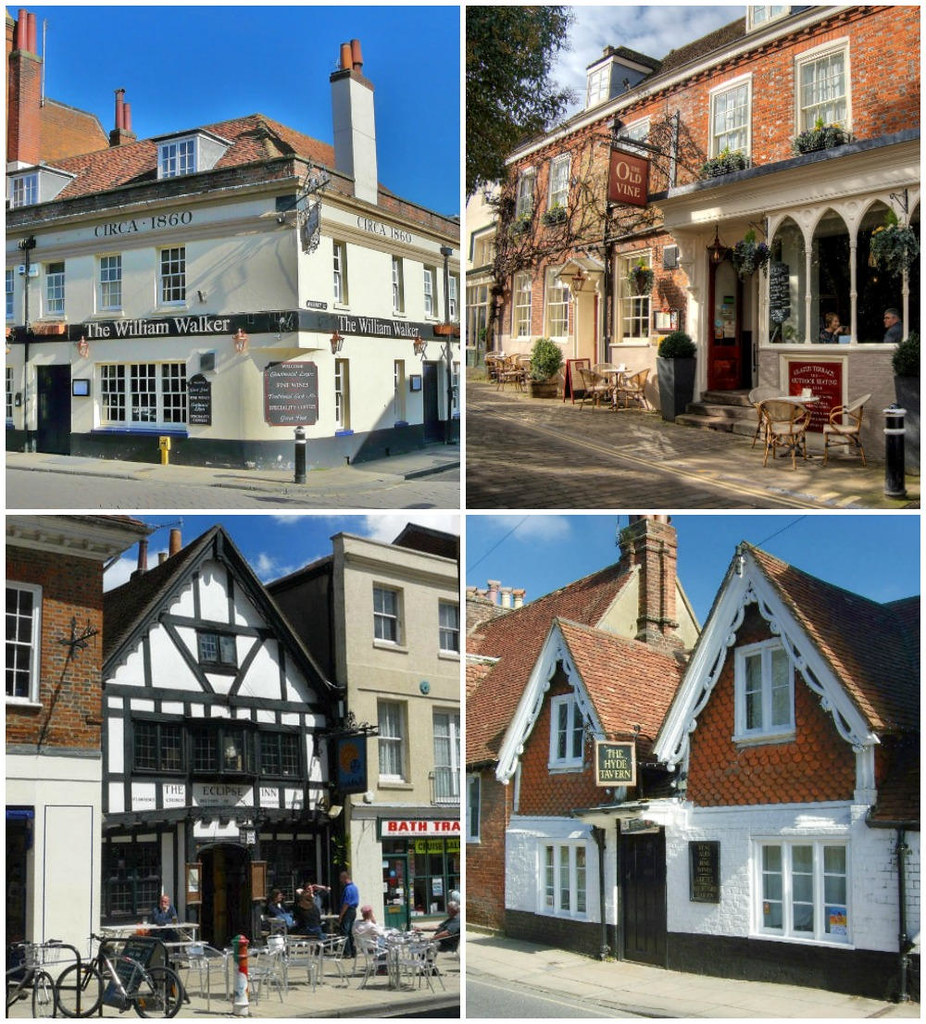 Winchester Pubs