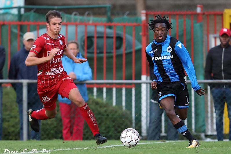Beloften Club Brugge - Beloften Zulte Waregem