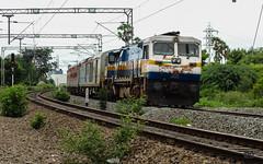 KYN WDP4D | 40234 | LTT-KIK Express | LHB