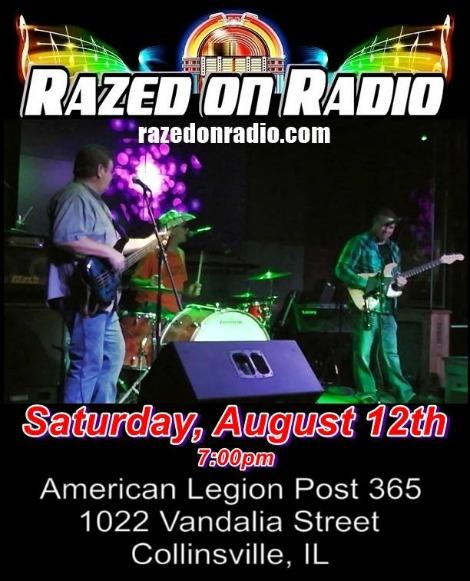 Razed On Radio 8-12-17