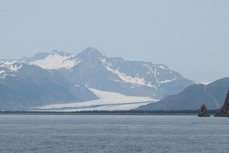 The mighty Bear Glacier