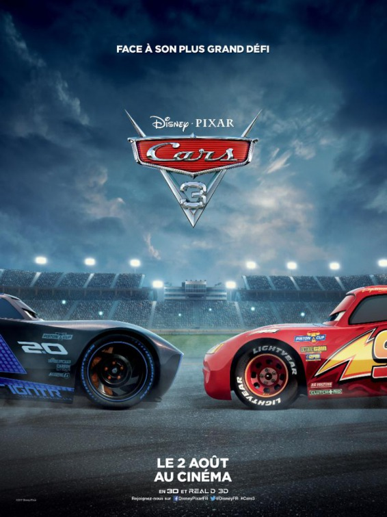 Cars 3 - Poster 5