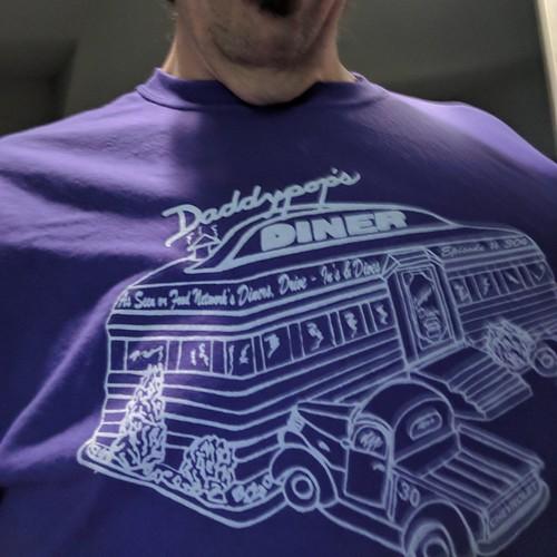 Daddypops Tshirt