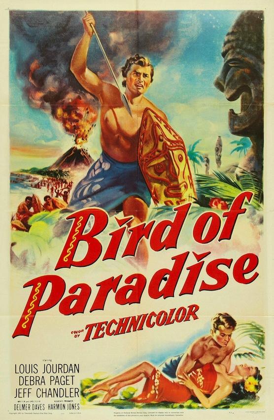 Bird of Paradise - 1951 - Poster 2