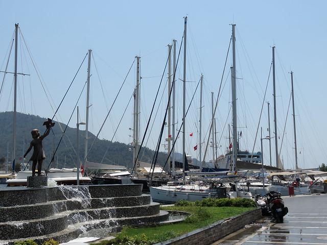 Marmaris Boats, Canon POWERSHOT SX700 HS