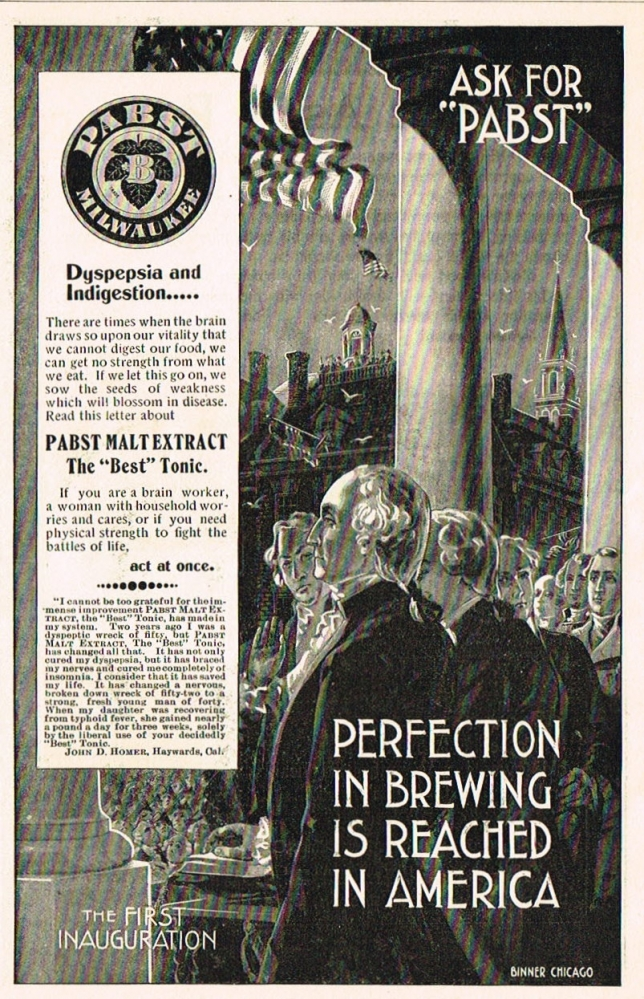 Pabst-brewing-1897-1st-inauguration